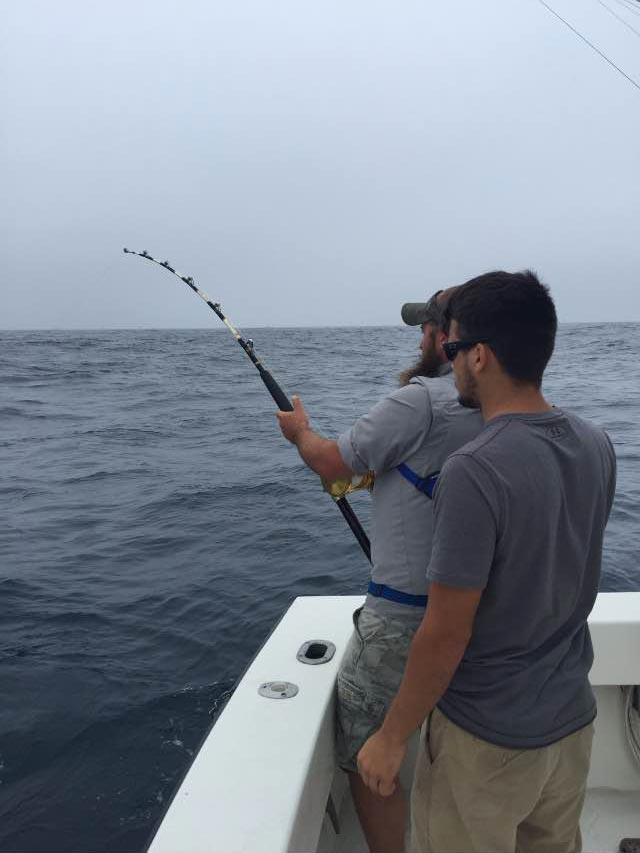 Deep Sea Fishing in Ocean City